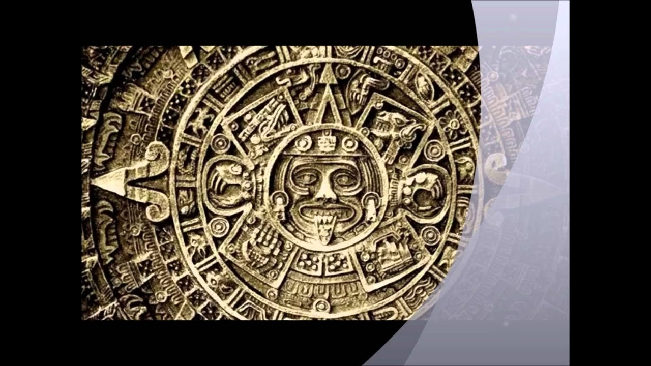 End Of The World In 2012 - Maya Calendar - Youtube for Mayans Calendar End Of World