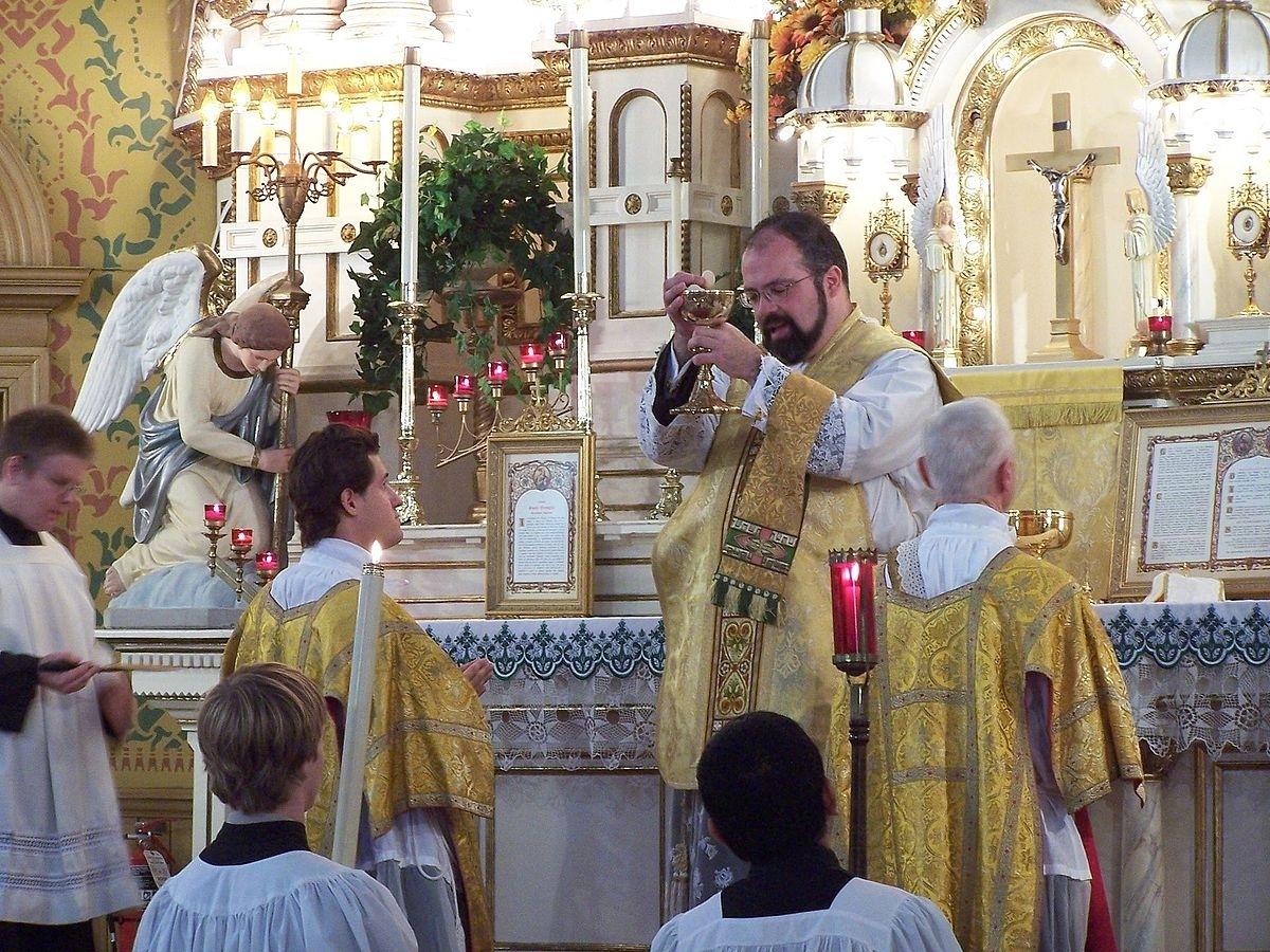 Eucharist In The Catholic Church - Wikipedia throughout Free Blessed Sunday Images Roman Catholic