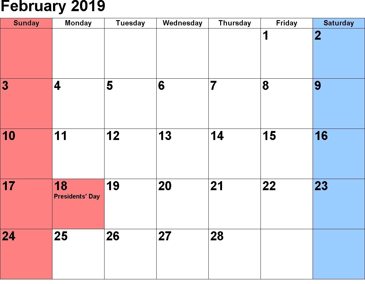February 2019 Calendar With Holidays Karnataka | Template Calendar throughout Free Printable Adult Superhero Calendars