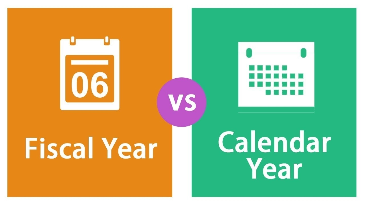 Fiscal Year Vs Calendar Year | Top Differences You Must Know! - Youtube with regard to Fiscal Year Vs Calendar Year