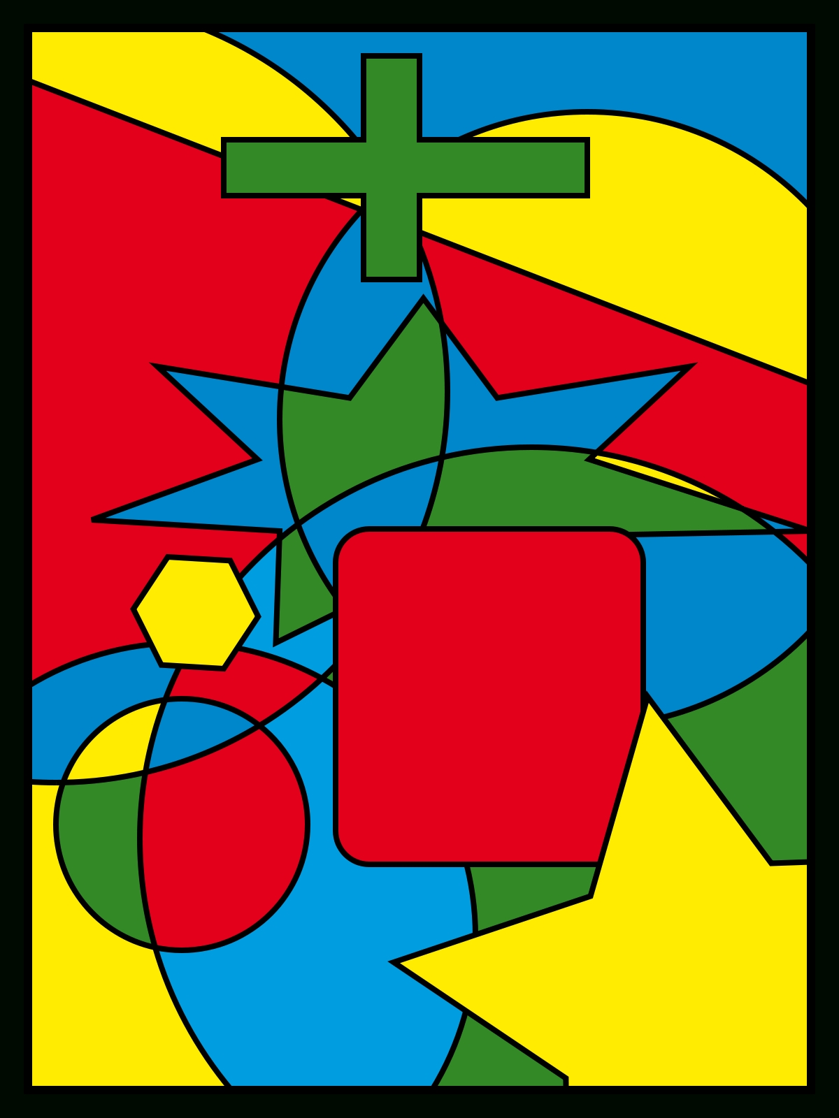 Four Color Theorem - Wikipedia pertaining to Colouring In Square Sheets For Year Three No Color
