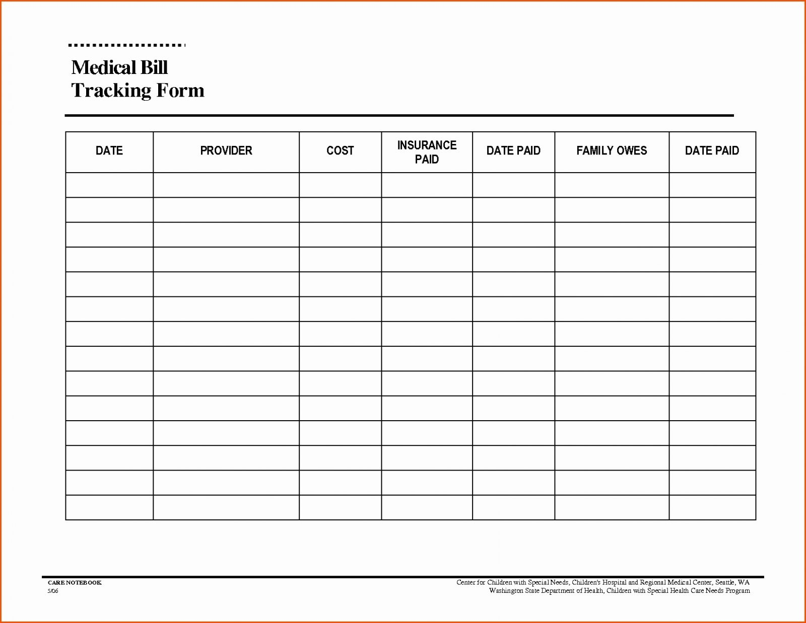 Free Bill Pay Checklist Template Payment Printable Paying Luxury within Free Blank Printable Bill Paying Chart