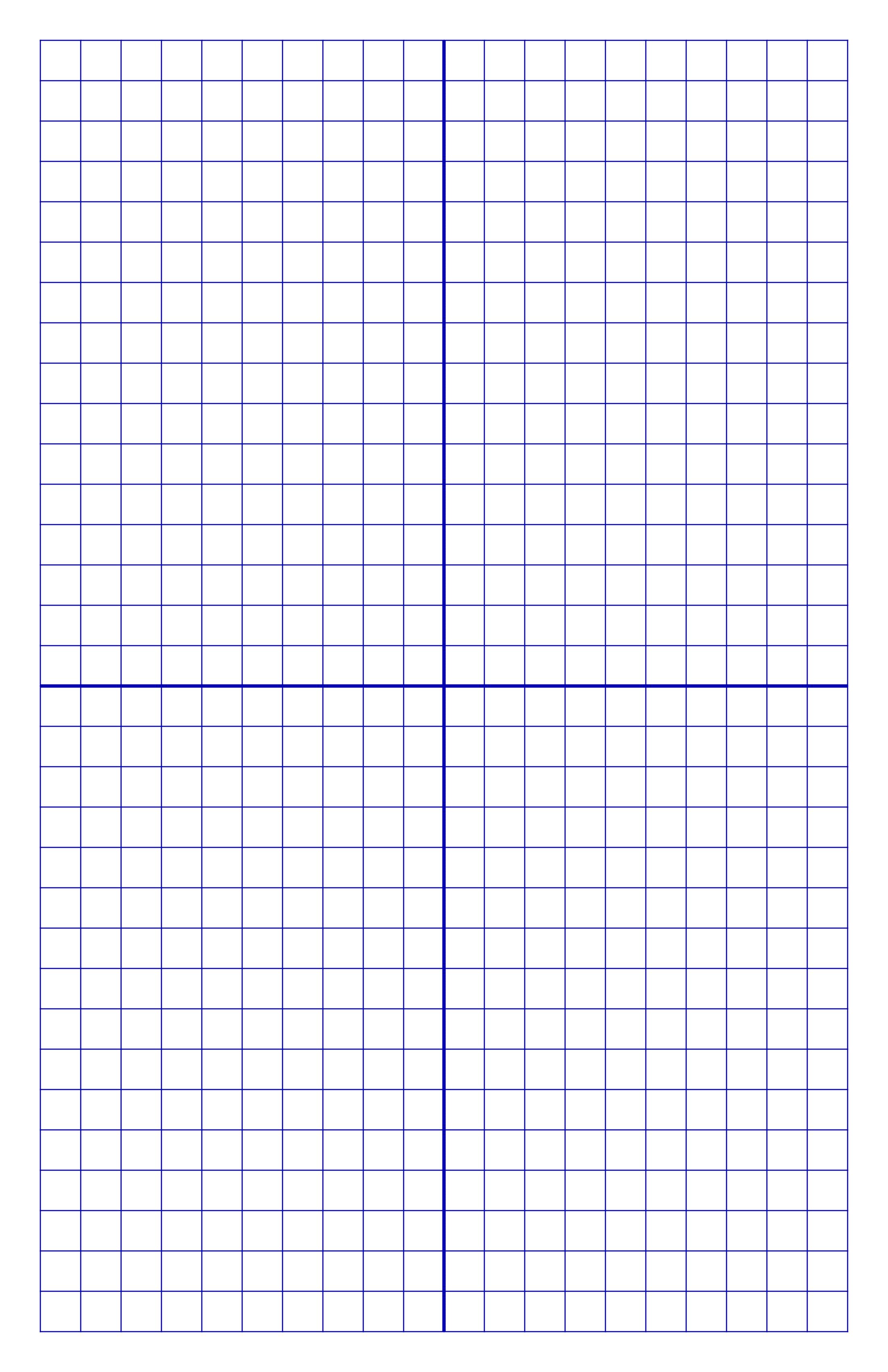 Free Online Graph Paper / Plain regarding 12 X 30 Grid Png