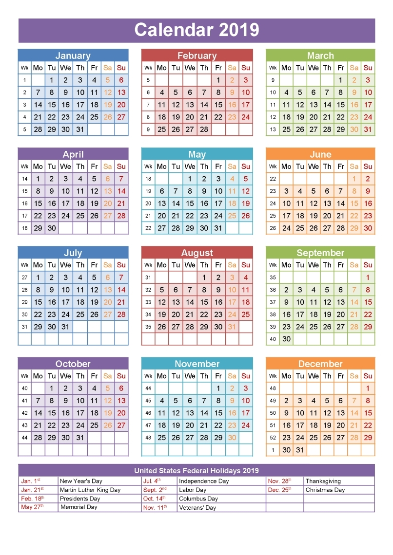 Free Printable 3 Month Calendar 2019 • Printable Blank Calendar Template pertaining to Pinterest 3 Month Calendar Print Out