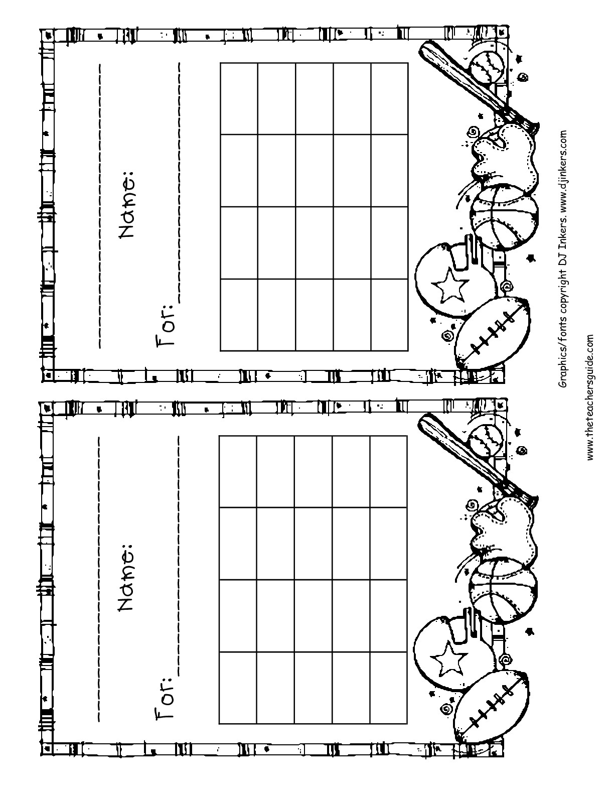 Free Printable Reward And Incentive Charts intended for Blank Free Printable Star Charts Monday Thru Friday