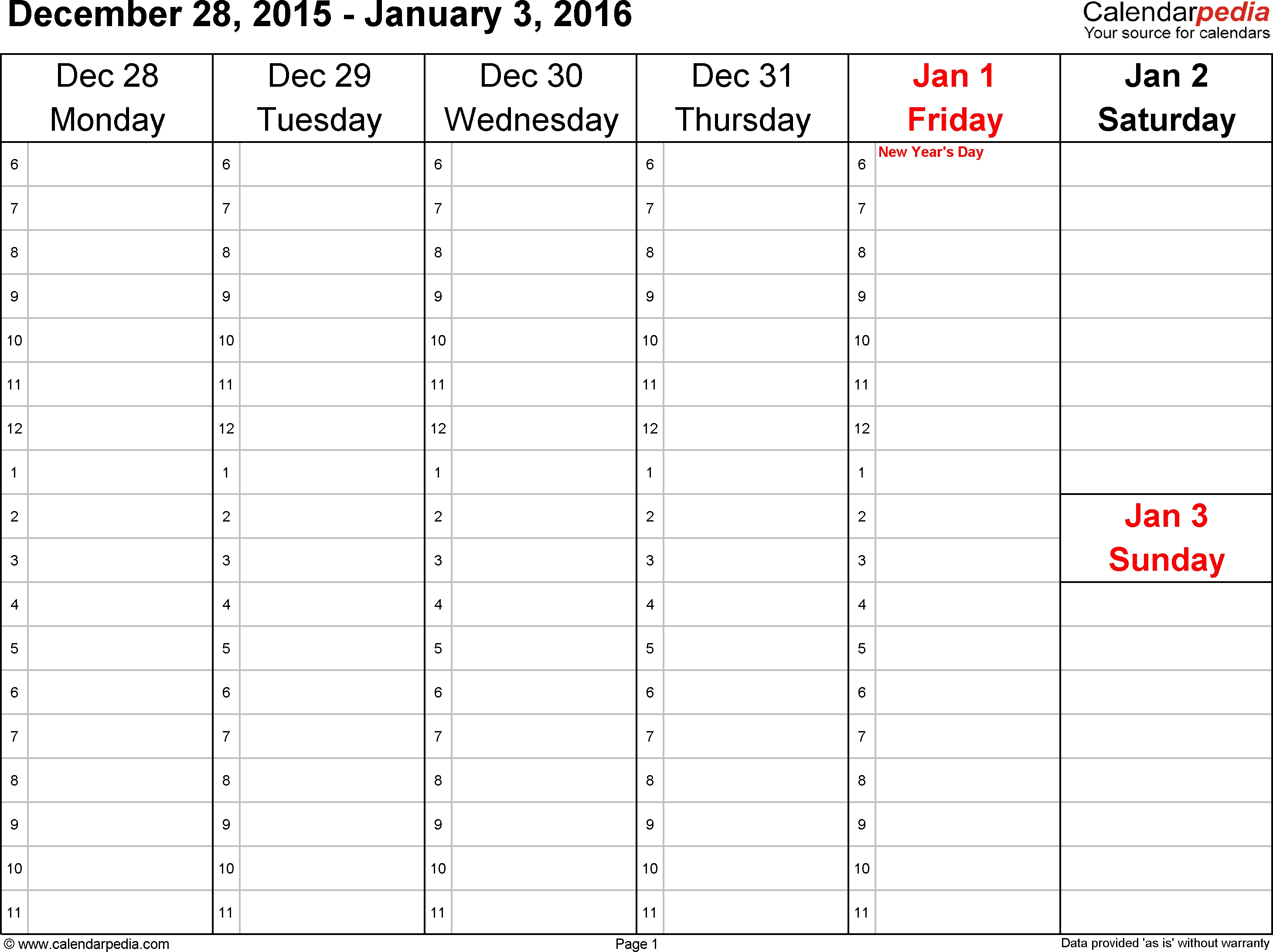 Free Weekly Schedule Templates For Word Monday Through Day Template regarding Weekly Schedule Monday Through Friday