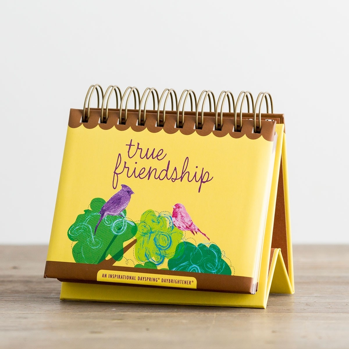 Friendship - Heart & Perpetual Calendar - Gift Set | Dayspring for Add Your Own Picture To A 365 Days Perpetual