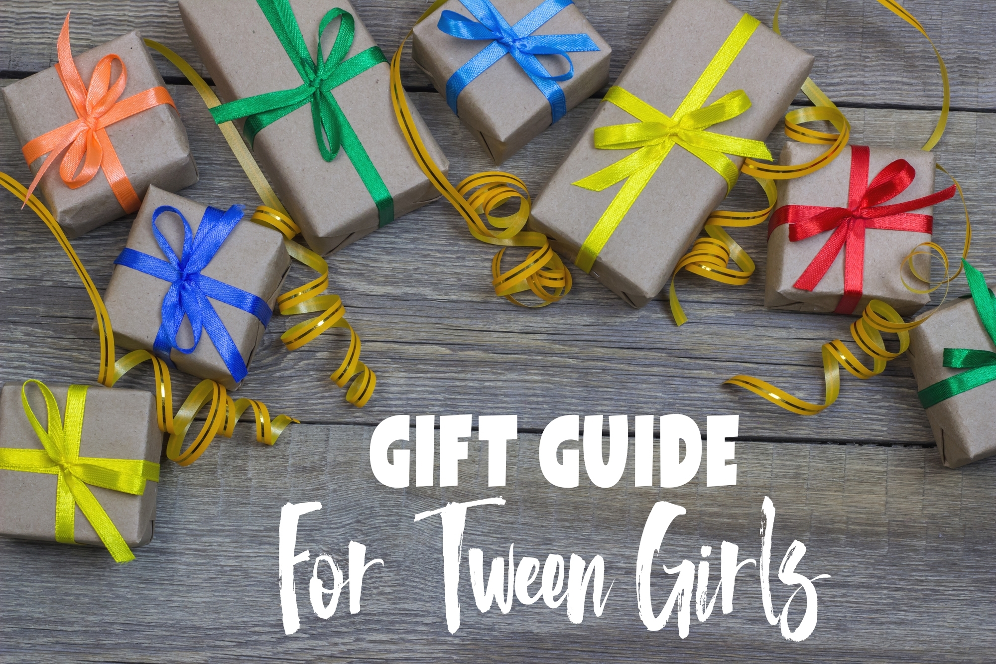 Gift Ideas For Tween Girls They Will Love: 2018 Gift Guide | Raising throughout Girls Advent Calendar With Gifts