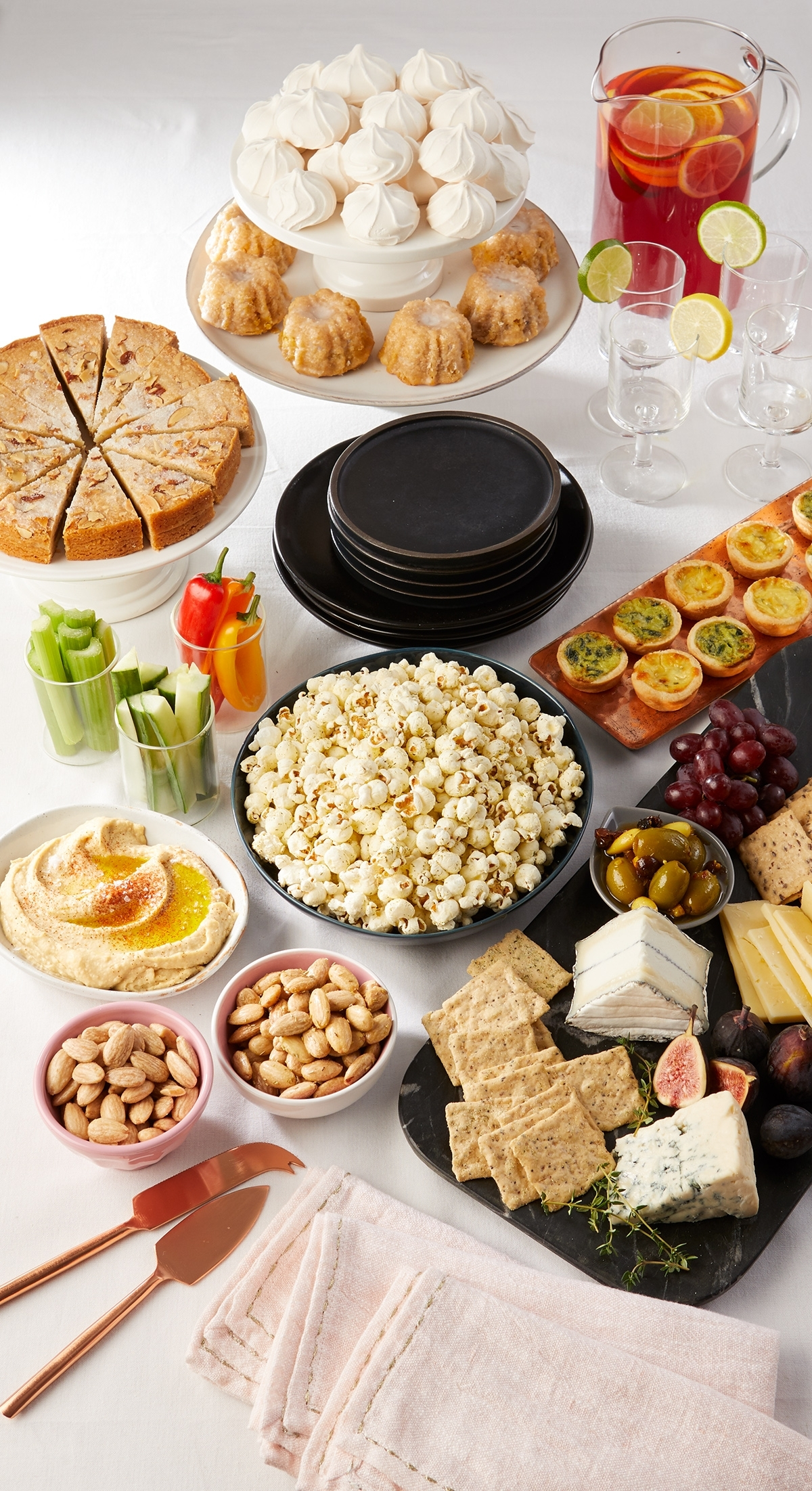 Host An Appetizers-Only Dinner Party: Finger Food Ideas & More From inside Fun Snack Ideas For Meetings