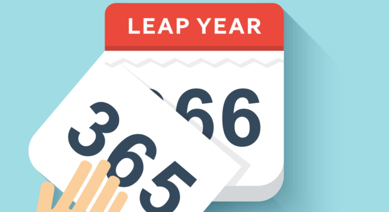 How Many Days Are There In Leap Year And Why Do We Add A Day? within Day Of Year Calendar Leap Year Non Leap Year
