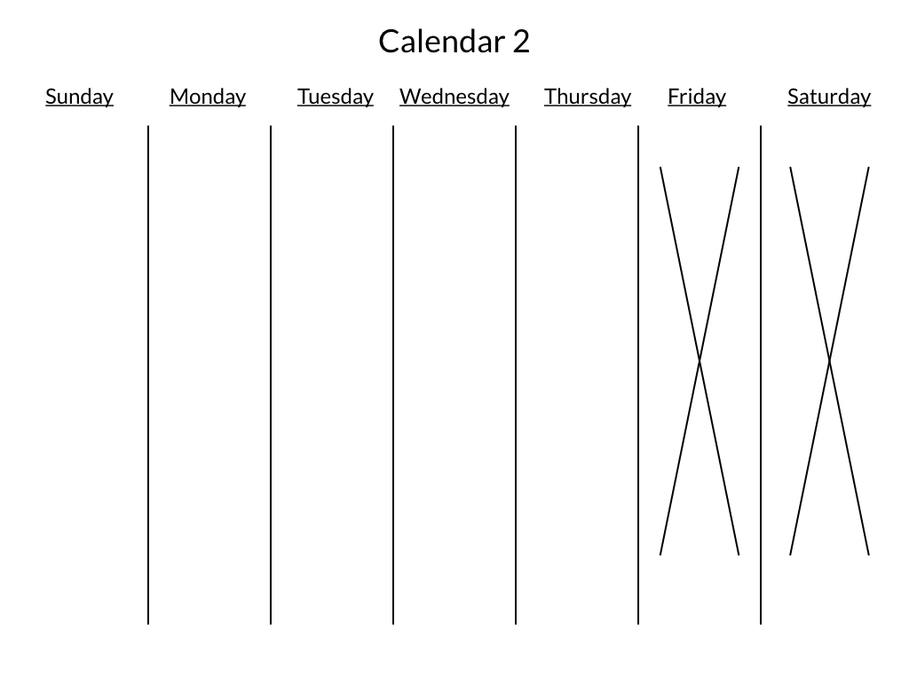How Pastors Schedule Their Week For Maximum Impact throughout Weekday Schedule With Time Slots