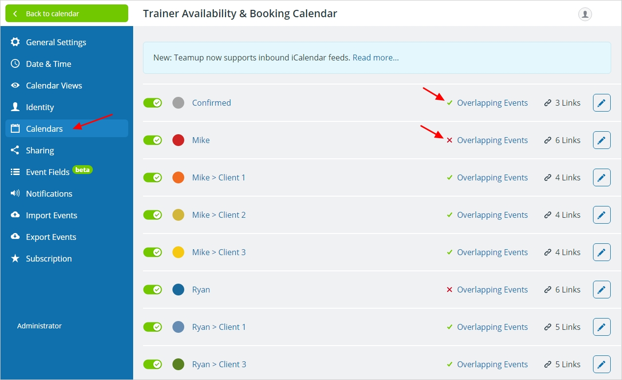 How To Prevent Double Bookings with regard to Sharepoint 2013 Calendar Items Duplicate When Overlay