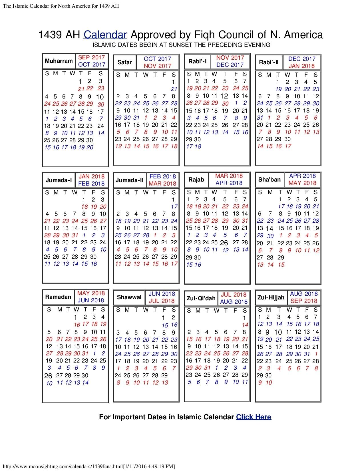 Https://friv-Online/hijri-Calendar-1439-2/ 2019-02-22T10:30:53+00 intended for Islamic Year Hijri 1438 Images