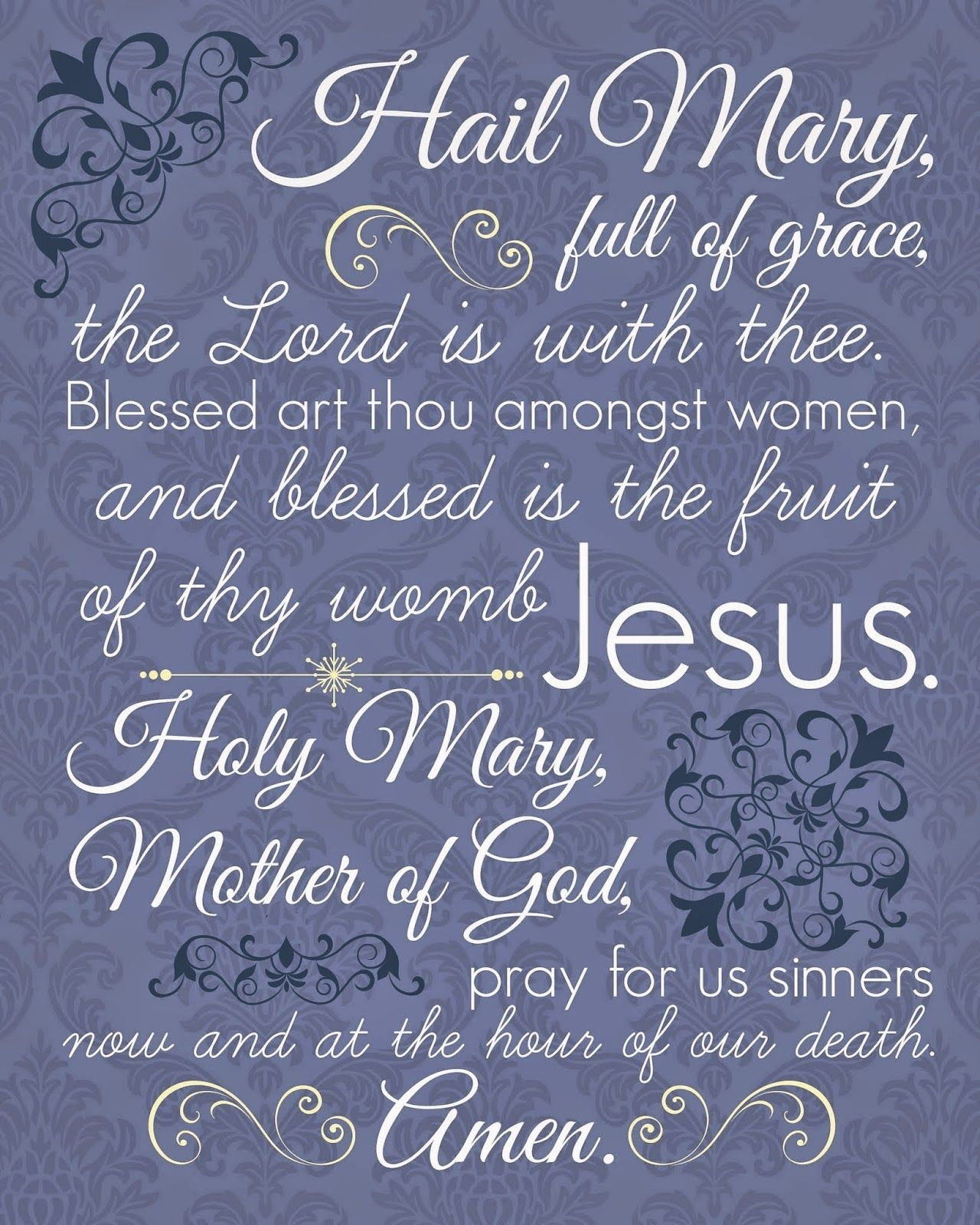 In Which There Are Seven Free Printable Prayers And So Many Other regarding Free Blessed Sunday Images Roman Catholic