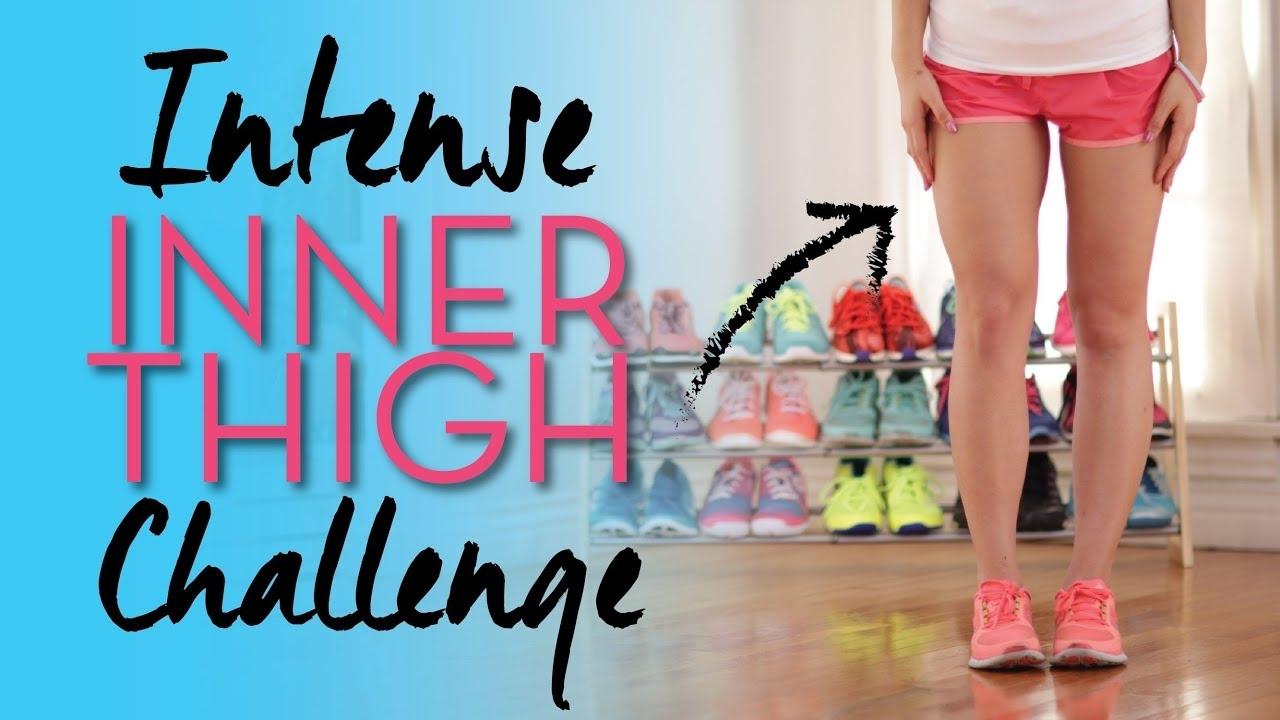 Intense Inner Thigh Challenge! - Youtube pertaining to 30 Day Inner Thigh Challenge Calendar