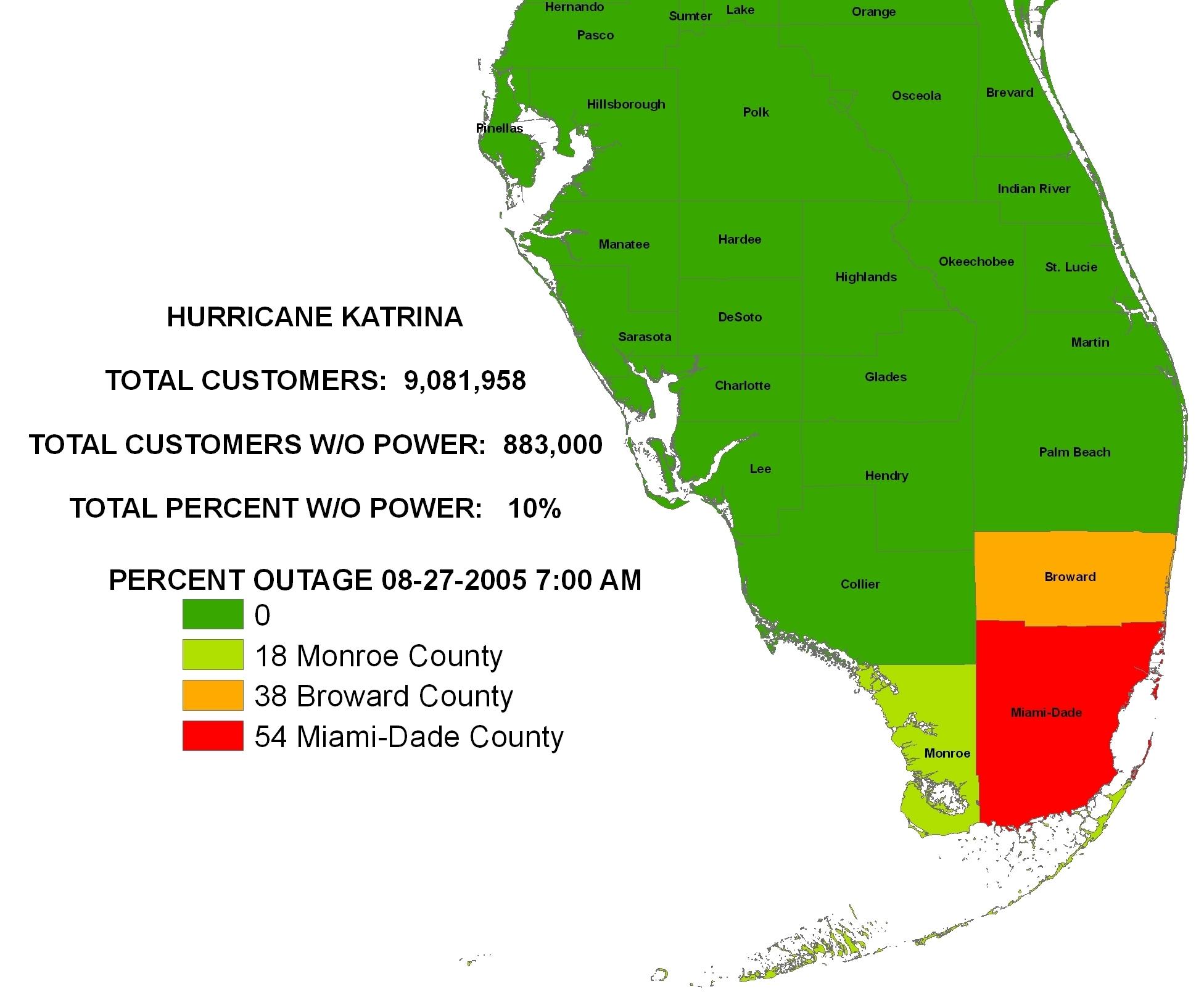 Iser - Hurricane Katrina pertaining to Map Of Area Affected By Hurricane Katrina