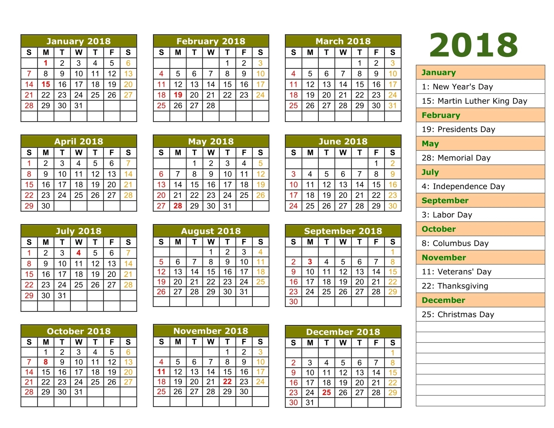 Islamic Calendar 2018 | Hijri Calendar 1439 | Free Printable with regard to Islamic Calander Template Lunar Cycle