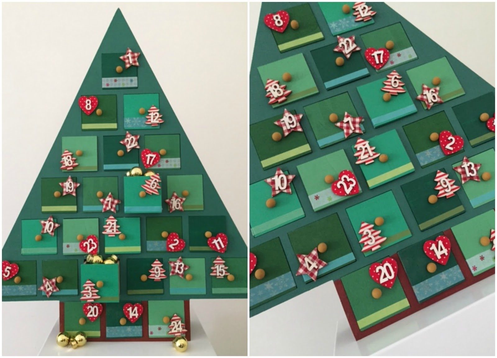 Jennifer's Little World Blog - Parenting, Craft And Travel intended for Create An Advent Calender Wooden
