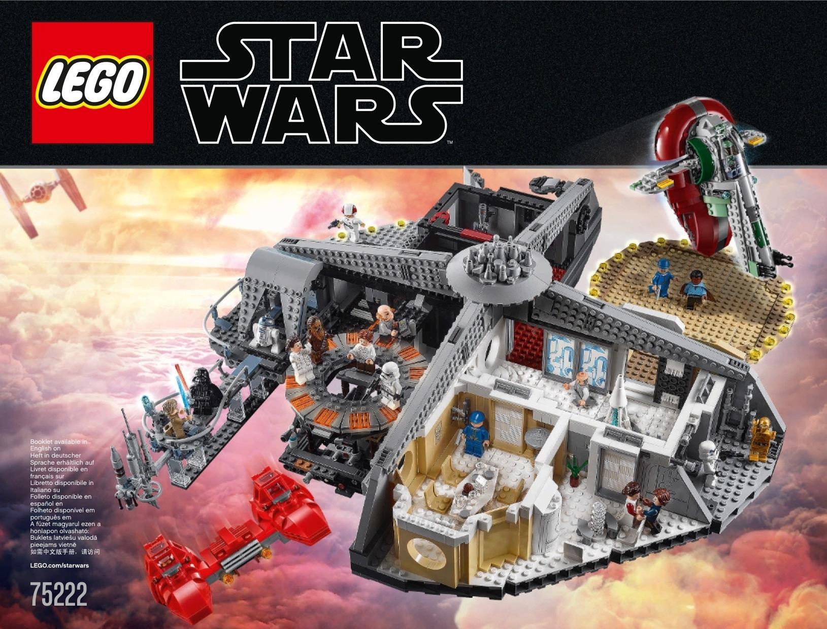 Lego Betrayal At Cloud City Instructions 75222, Star Wars regarding Lego Star Wars Lego City Cheats