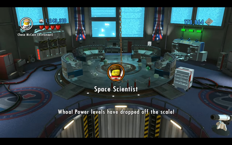 Lego City Undercover Walkthrough Special Assignment 6 - Astronaughty regarding Lego Star Wars Lego City Cheats