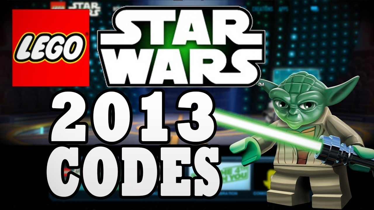 Lego Star Wars 2013 Holocron Vault Codes - Youtube with regard to Advent Calendar 2013 Lego Star Wars Codes