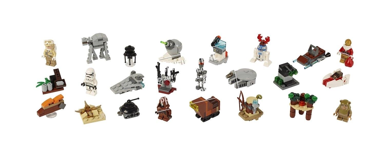 Lego Star Wars 75097 Advent Calendar Building Kit throughout Lego Star Wars Instructions Advent Calendar