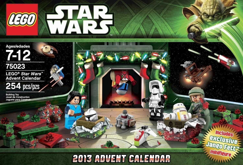 Lego Star Wars Advent Calendar 2013 Review – Di Lego inside Star Wars 2013 Advent Calendar Codes