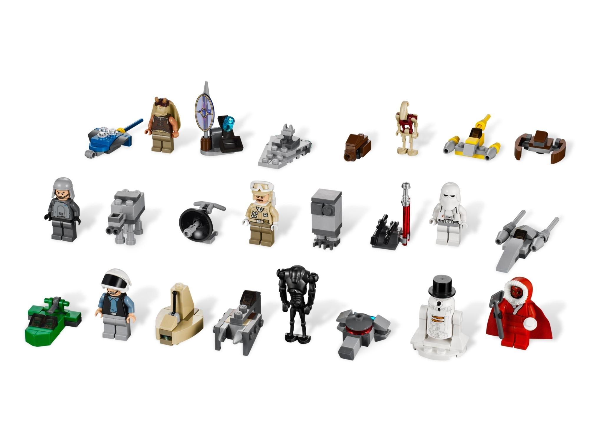 Lego® Star Wars™ Advent Calendar 9509 in All Star Wars Advent Calendar