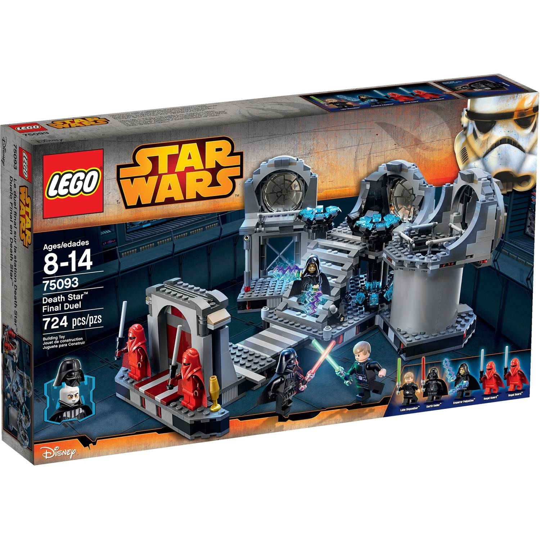 Lego Star Wars Death Star Final Duel - Walmart for Star Wars Lego Sets Code