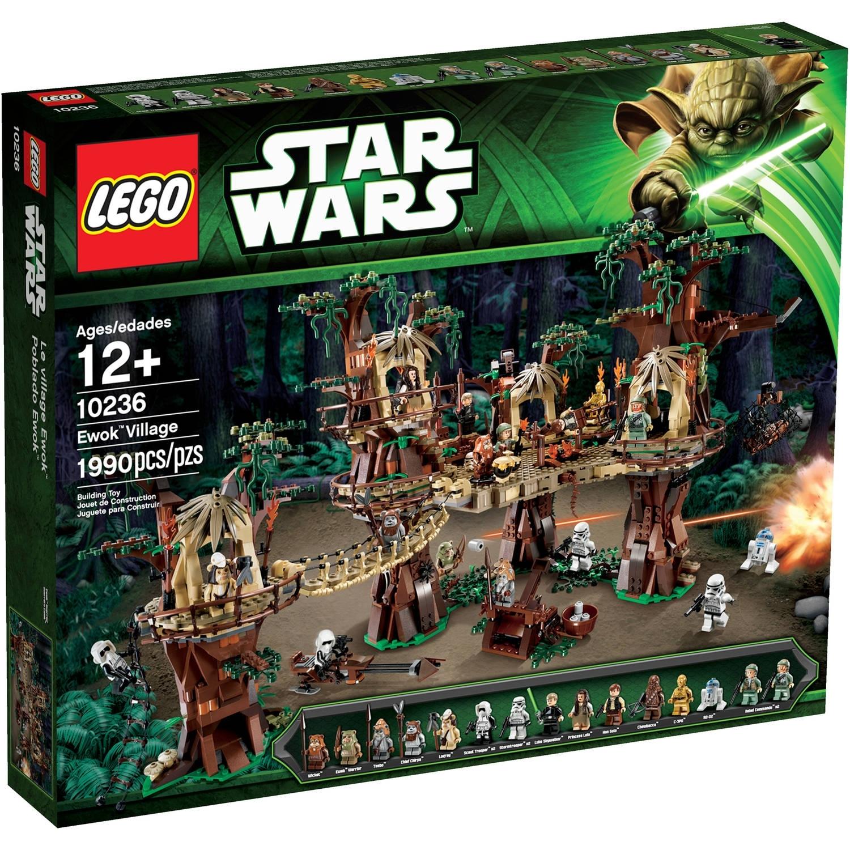 Lego Star Wars Ewok Village Play Set - Walmart with regard to Star Wars Lego Sets Codes