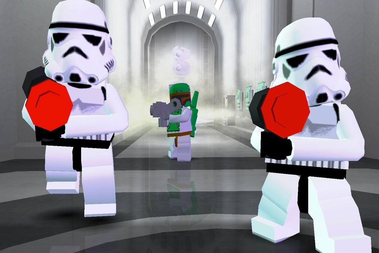 Lego Star Wars Ii: The Original Trilogy' Ps2 Cheats regarding Lego Star Wars Lego City Cheats