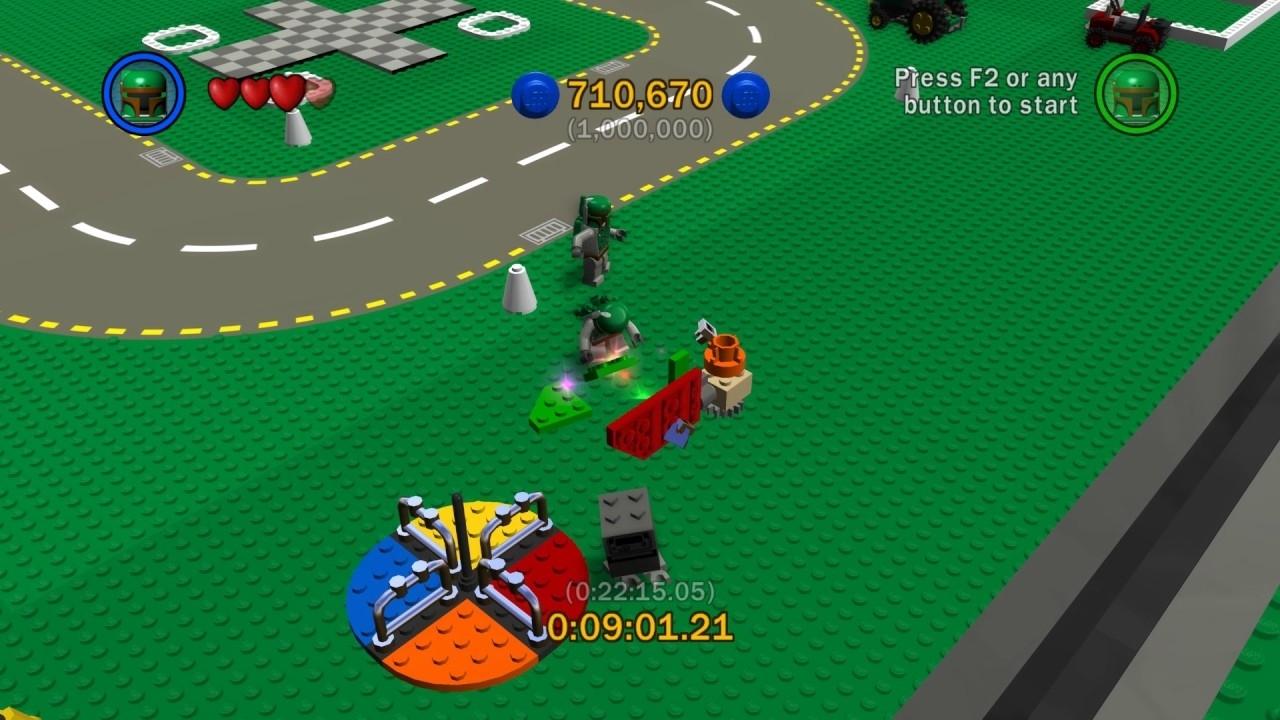 Lego Star Wars The Complete Saga Lego City 1,000,000 (One Million throughout Lego Star Wars Lego City Cheats