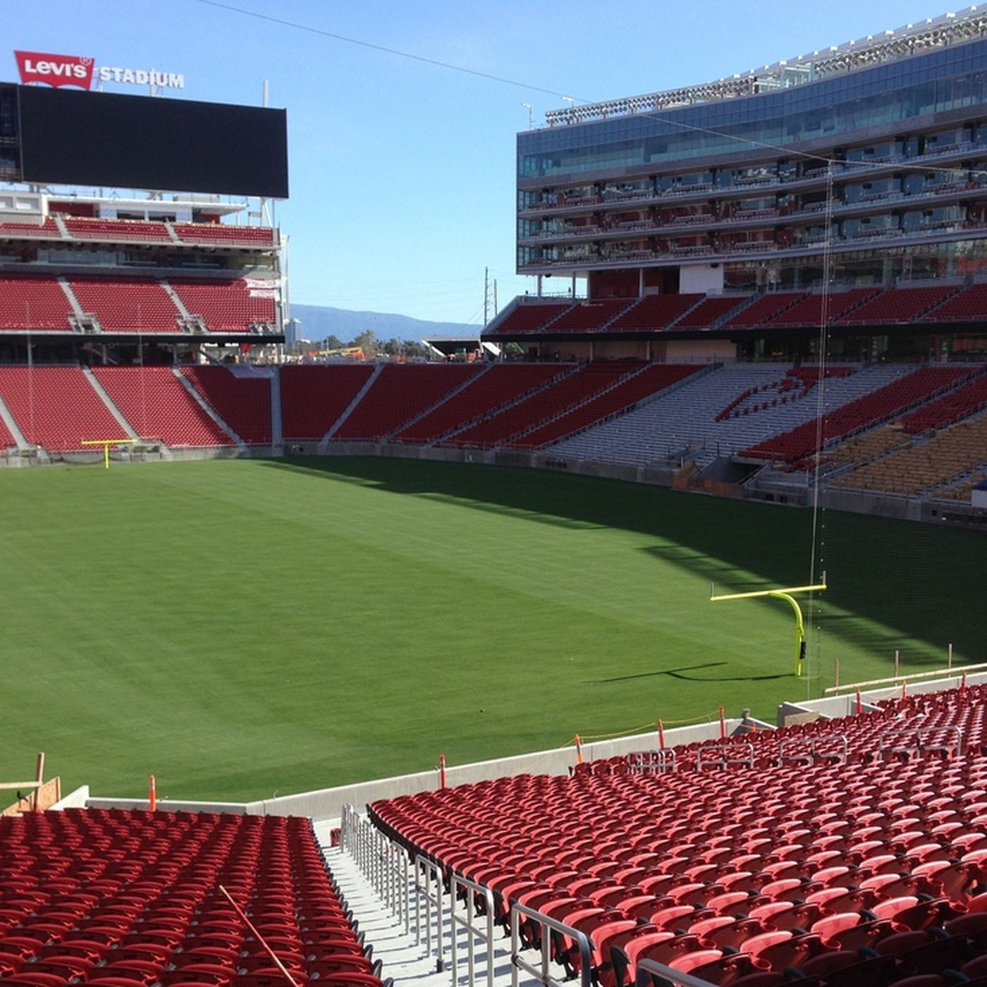 Levi's Stadium Faq: What Does It Mean That The 49Ers Stadium Could with Venue Stadium To Do Checklist Template