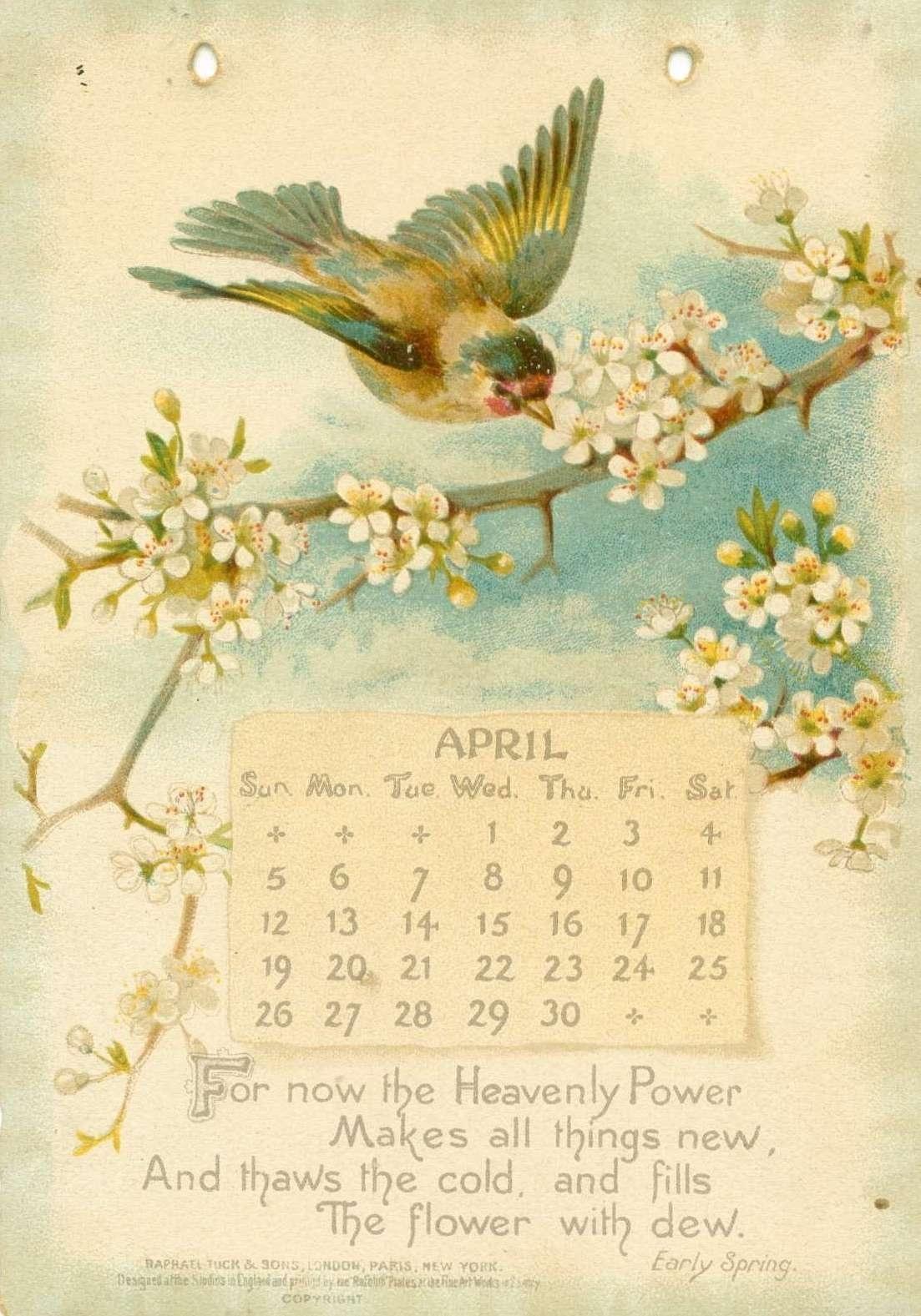 Month Poems within Short Poem O Calender Images