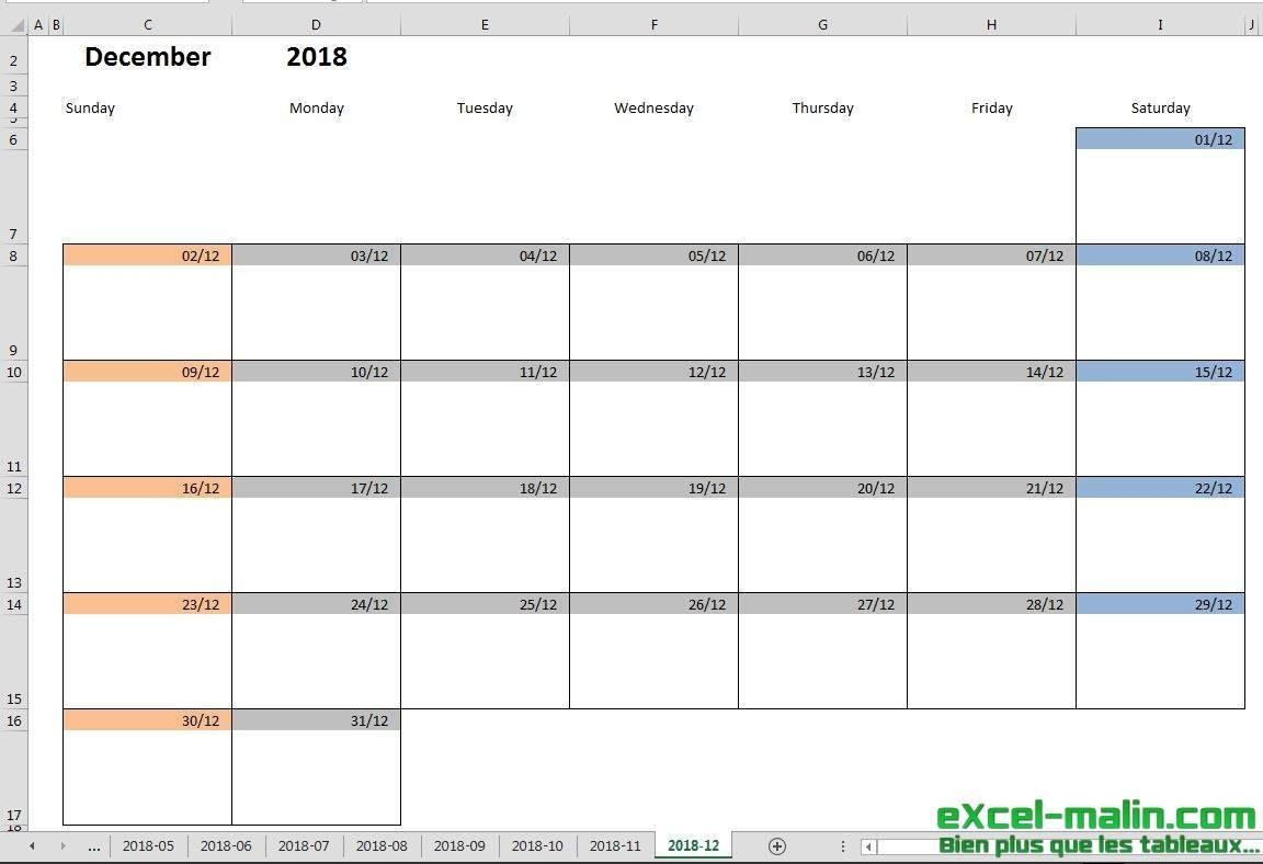 Monthly Calendar Schedule Plate Excel Printable For Malin Com with regard to Full Size Printable Monthly Calendars