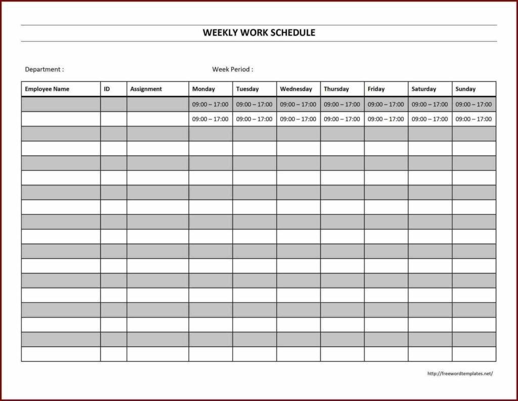 Monthly Calendar Template Excel Schedule | Smorad throughout Excel 3 Month Staff Calendar Template