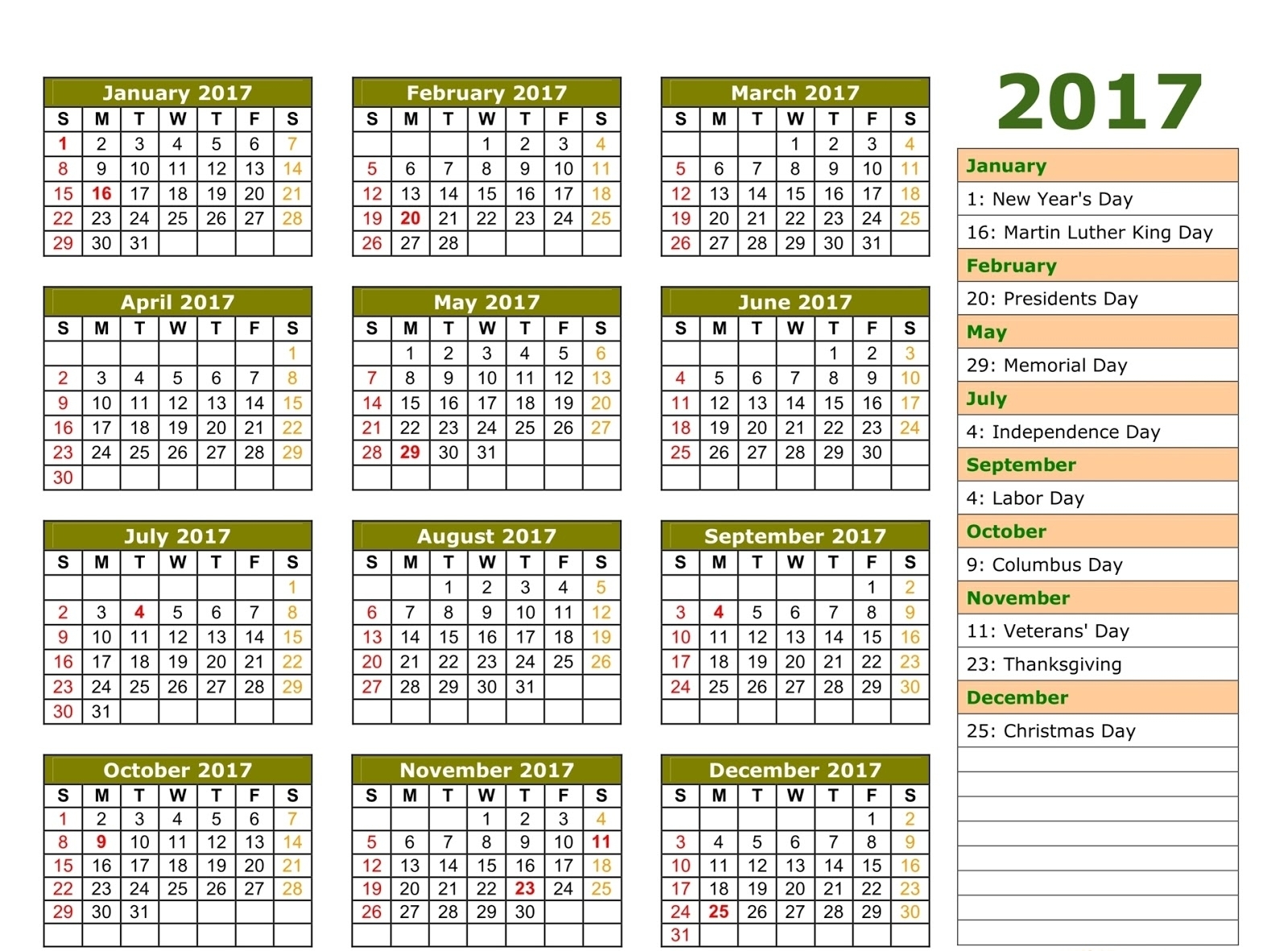 November 2017 Bank Holiday | Printable Calendar Yearly regarding Sri Lanka Calendar Of September With Holidays