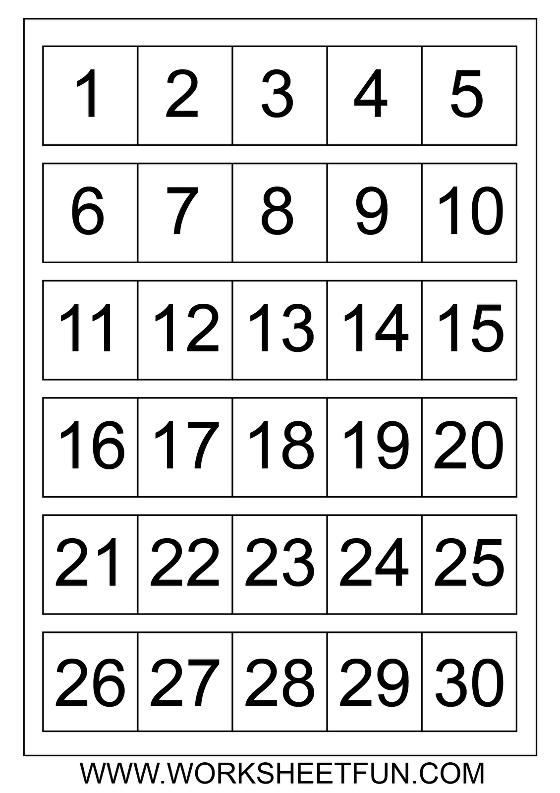 Numbers 1 31 To Print | Template Calendar Printable throughout Calendar Numbers 1-31 To Print