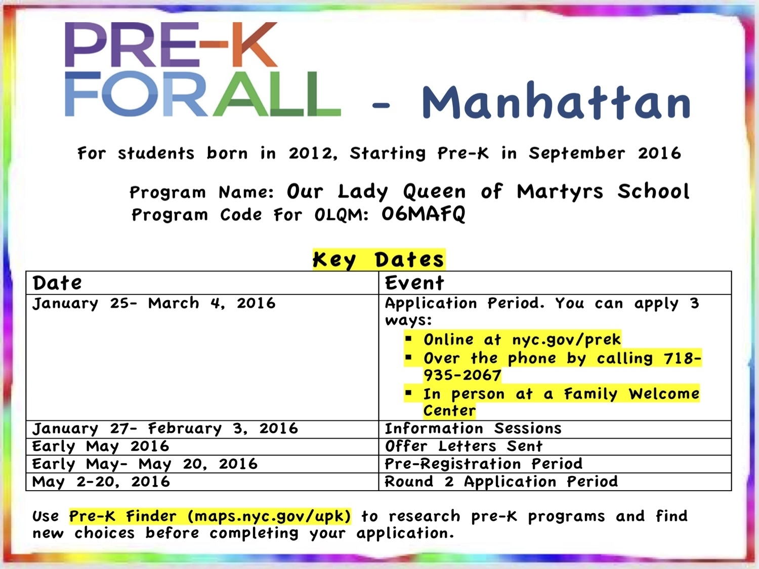 Olqm: Week Of January 11, 2016 pertaining to Weekly Upk Lesson Plan Template