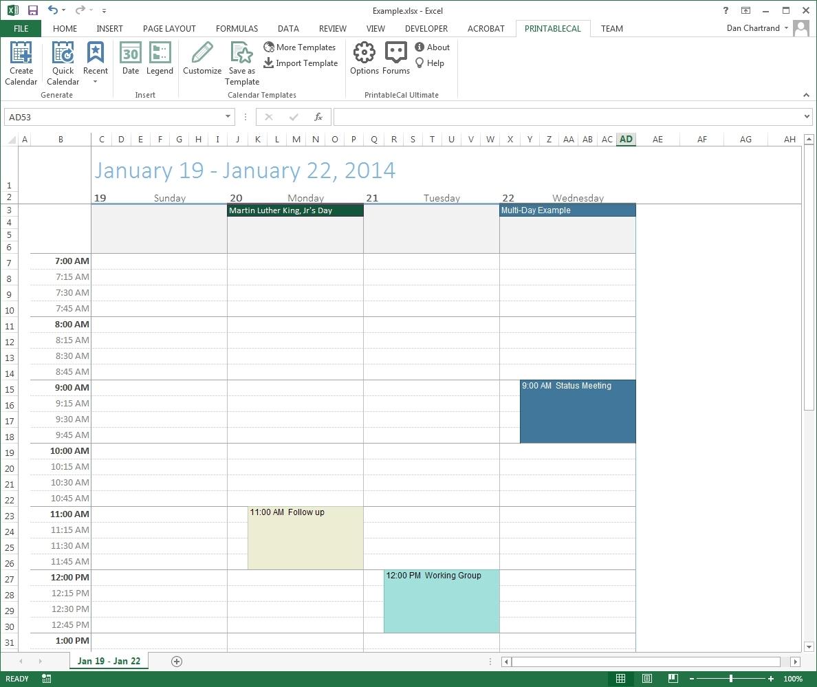 Outlook 2007 Calendar Event Template | Template Calendar Printable inside Outlook 2007 Calendar Event Template