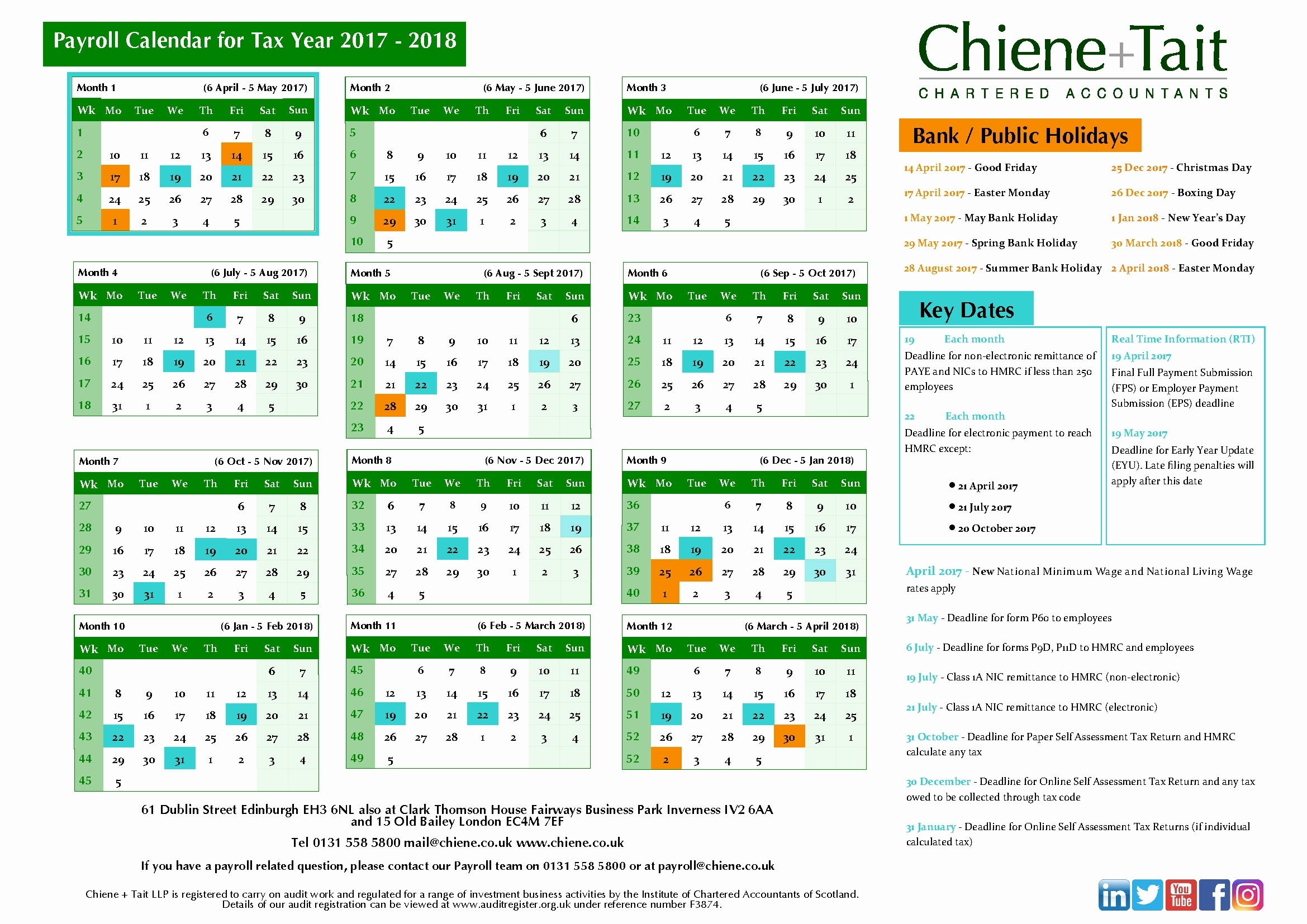 Payroll Calendar For Nc State Employees | Payroll Calendars with regard to Nc State Employees Payday Schedule
