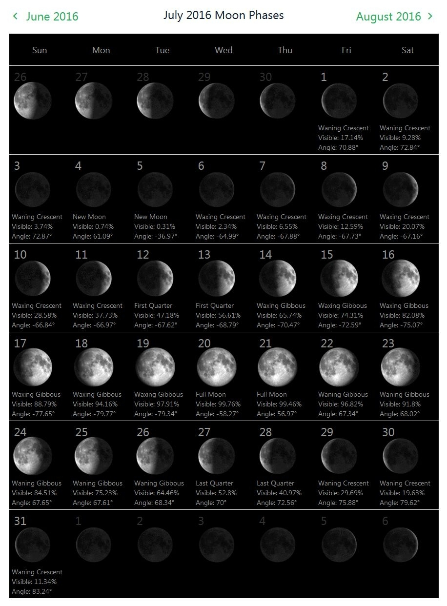 Pinagracia Snowwolf On Astrology Tarot Numerology | Moon Phase inside 12 Month Calendar Based On Lunar Cycles