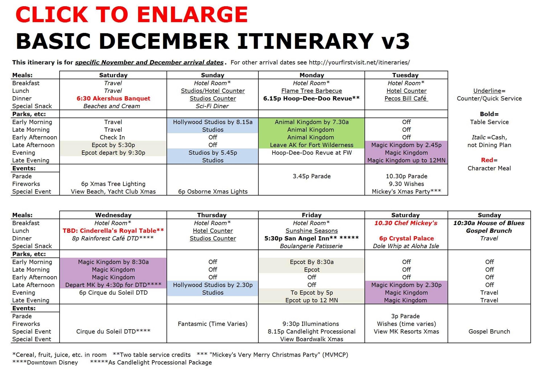 Pincandi Peeples On Disney   Walt Disney Vacations, Disney in Disneyland Itinerary Template For Mac