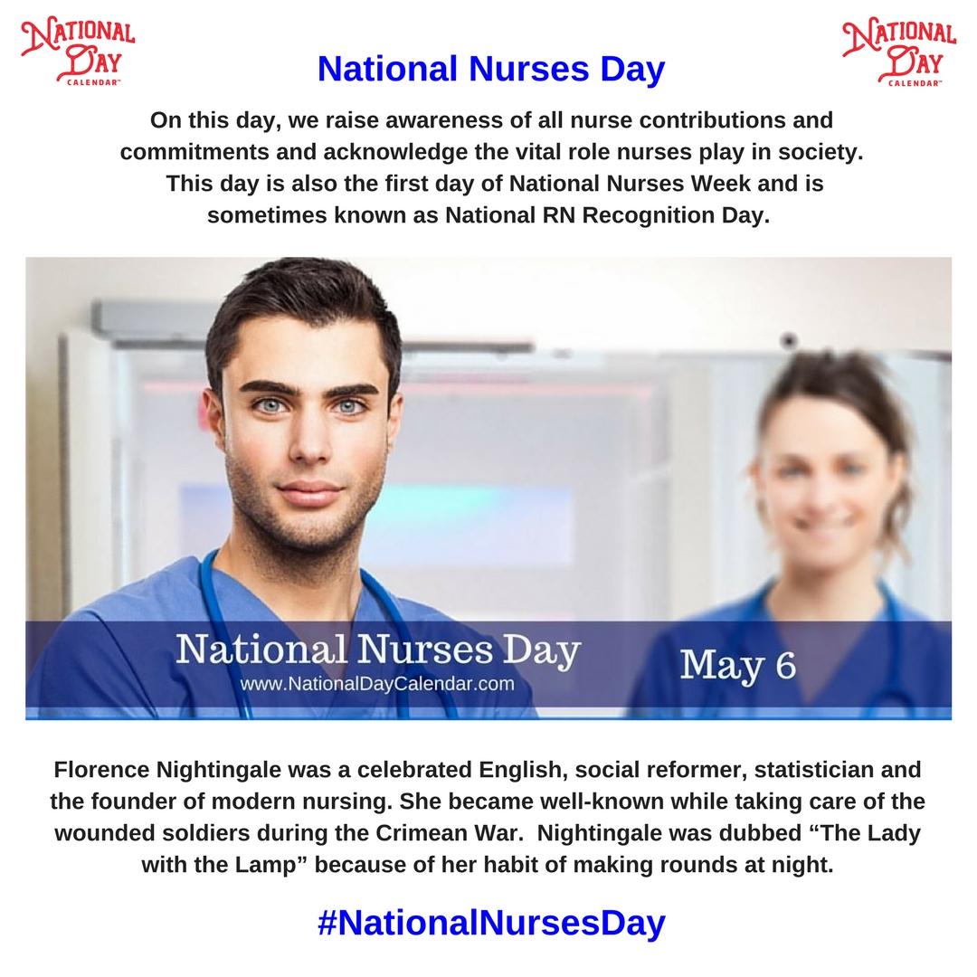 Pinnational Day Calendar On Celebrate Every Day In 2018 inside Calendar Of Nursing Recognitin Days