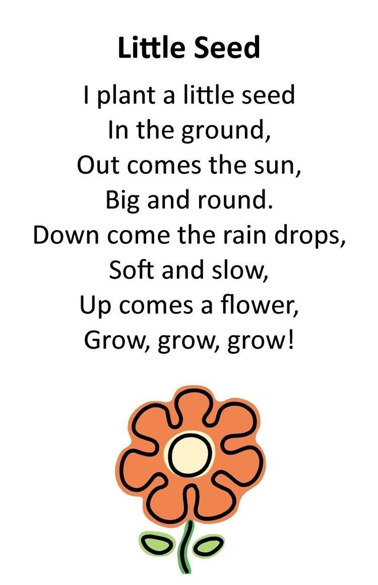 Pinstephanie Jimenez On May Calendar   Preschool Poems inside Short Poem O Calender Images