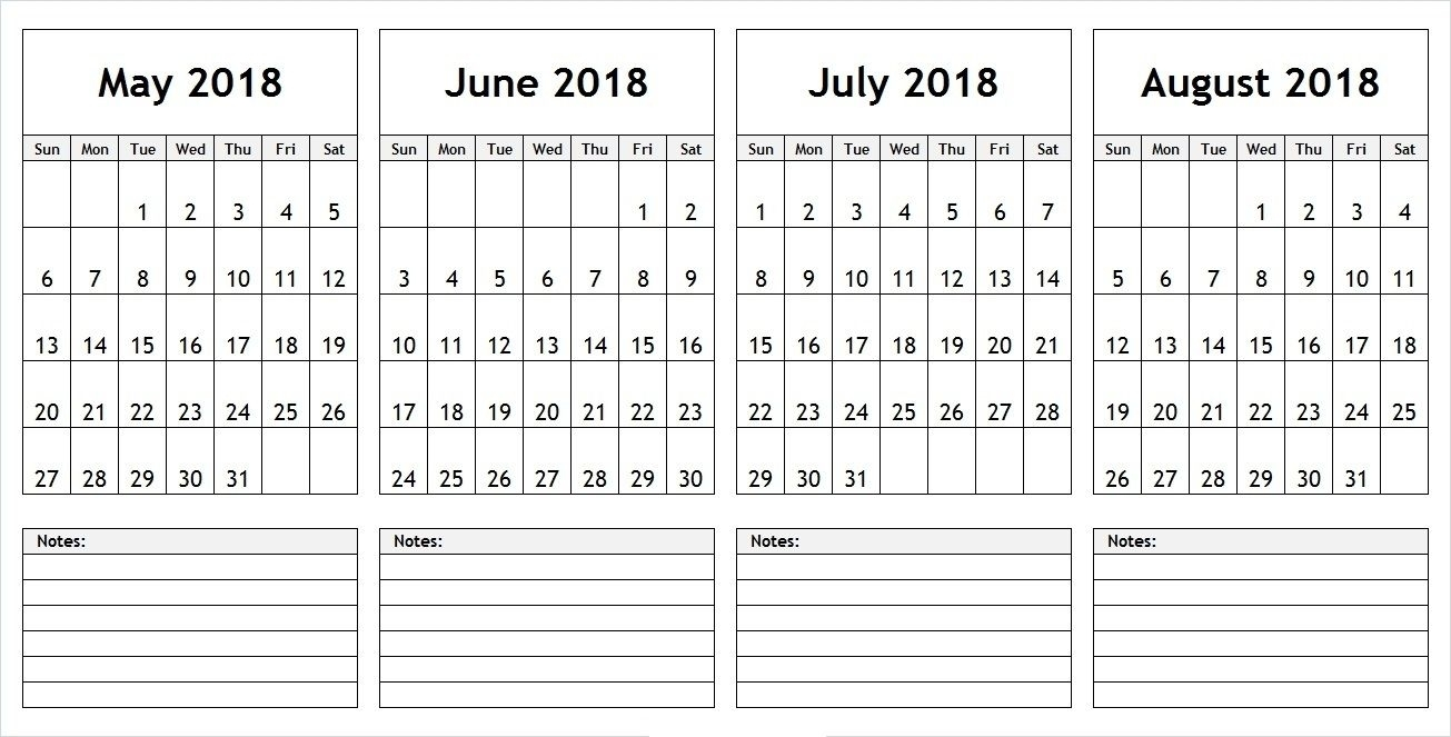 Pintujhe Dekha On May And June 2018 Calendar | Printable in Printable Calendar For May June July