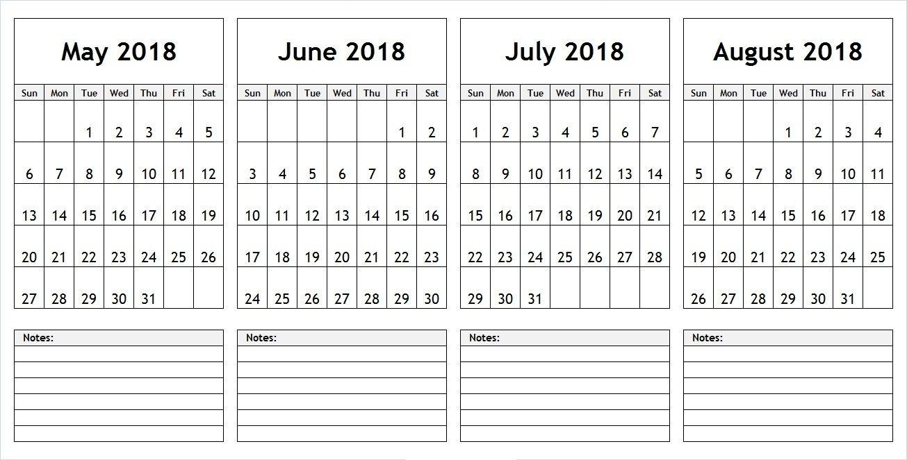 Pintujhe Dekha On May And June 2018 Calendar   Printable intended for May June July August Calendar
