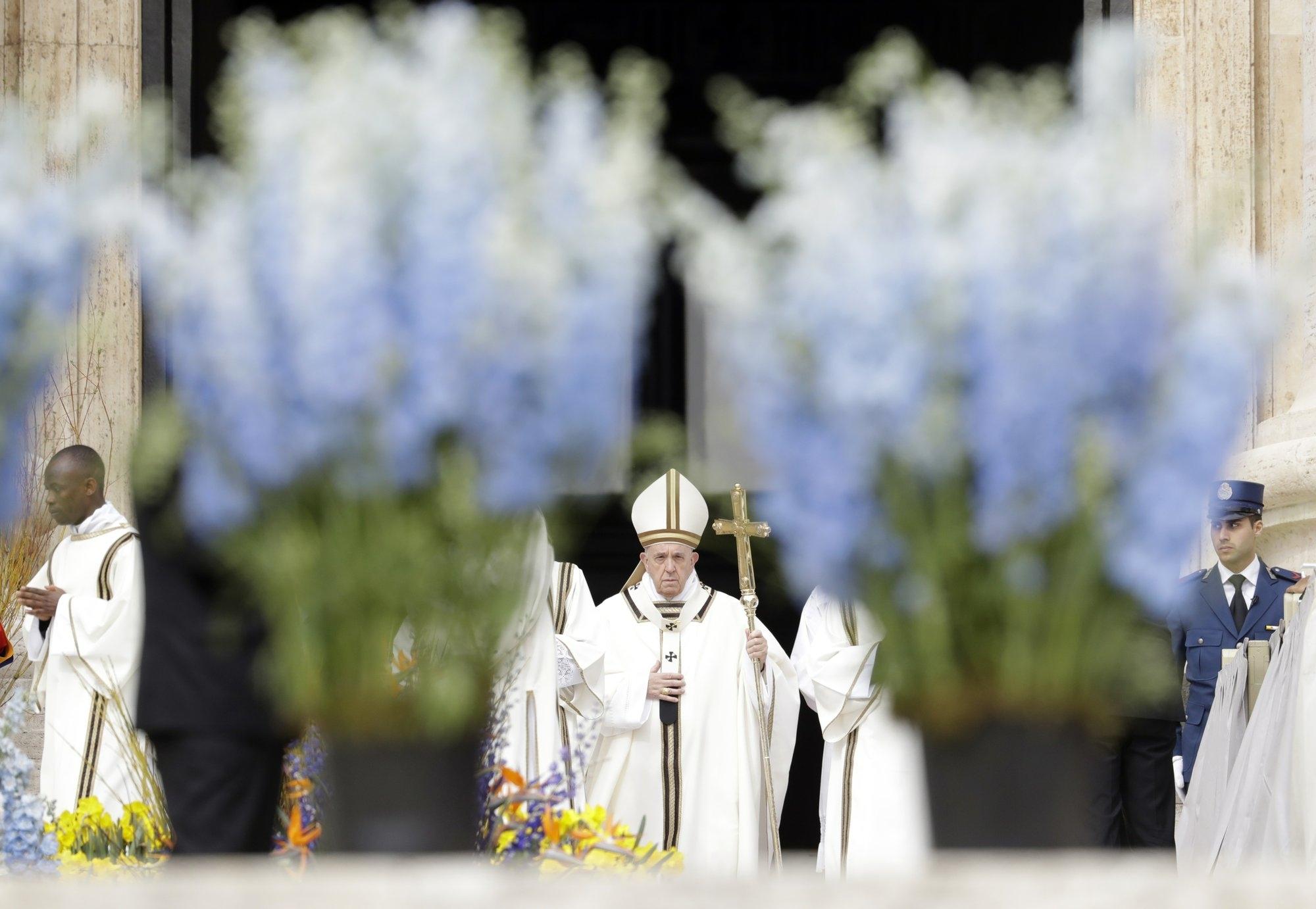 Pope Denounces 'cruel Violence' Of Sri Lanka Easter Attack | Loop News intended for Liturgical Calendar In Sri Lanka