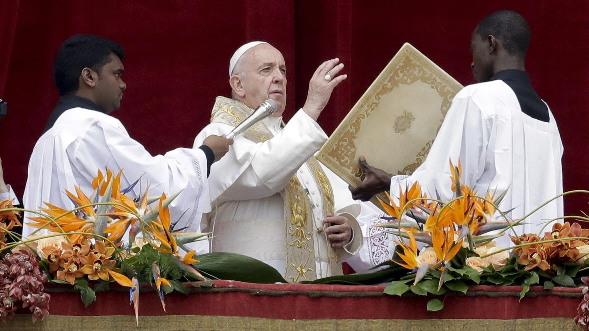 Pope Francis Remembers Sri Lanka Fallen In Easter Sunday Message | Bt regarding Liturgical Calendar In Sri Lanka