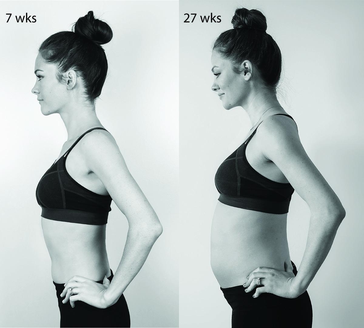 Pregnancy Update: 28 Weeks (Third Trimester Starts) - Elise Procter inside Pregnancy Photos Week By Week